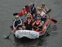 Marineking - Bootsverleih Mulde Grimma nach Wurzen