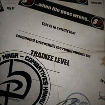 Krav Maga Hanau - Combatives Trainee Level