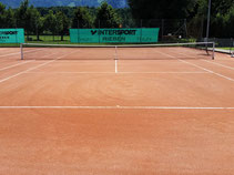 Tennisplatz Go-Tennis