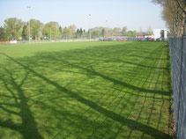 Fußball Naturrasenplatz