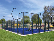 Tennisplatz EasyClay