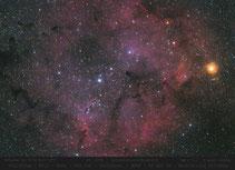 IC 1396  ,  420mm