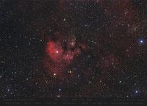 NGC 7822  ,  420mm