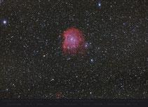 NGC 2174  ,  Affenkopf Nebel
