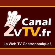 Logo de Canal 2VTV en 2010