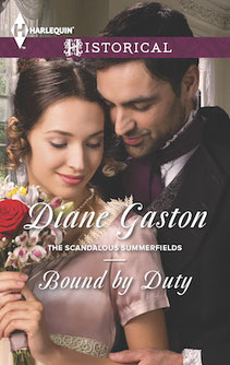 Bound by Duty by Diane Gaston