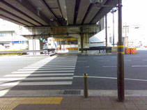 丹波口駅出口