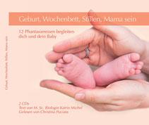 MOMazing CD-Tipp: Geburt, Wochenbett, Stillen, Mama sein