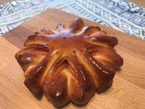 カシスあん あんパン - パン作り講座 - パンと和菓子の教室 MANA Belle World ( マナベルワールド )