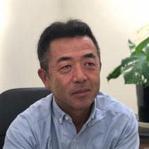 代表取締役 楢﨑辰基の顔写真