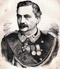 Il generale Ricotti Magnani