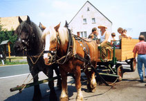 Bild: Teichler Wünschendorf Dorffest 1994