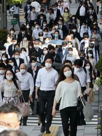 日本のマスク文化100年前から