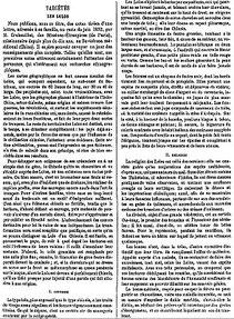 Couverture. François Louis CRABOUILLET (1837-1904) : Les Lolos. Les Missions catholiques, Lyon, tome V, 1873.