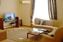 ул. Большая Дорогомиловская дом 4, 3-х комнатная квартира в аренду.