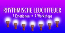 Rhythmische Leuchtfeuer • Trommelschule Yngo Gutmann
