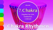 Chakra Rhythmen 2 : Serie  • 6.2.2020 • Donnerstag 19-21Uhr, Trommelschule Yngo Gutmann, Leipzig