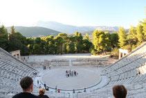 Επίδαυρος - Epidauros
