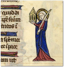 Livre d'Heures à l'usage de Metz, vers 1300