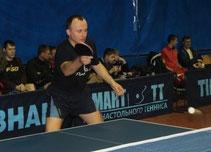 Победитель турнира Павлина Сергей