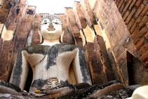 Kultureller Höhepunkt Ihrer Rundreise durch Notrdthailand ist Sukhothai.