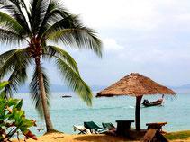 Relaxte Strandtage als Highlight Ihres Thailand-Urlaubs.