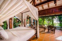 Erleben Sie Erholung pur in Ihrem exklusiven Luxus-Resort auf Koh Jum.