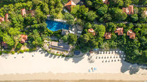 Let yourself be spoiled in the luxury hotel Pimalai on Koh Lanta.