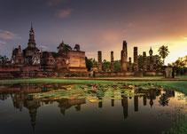 Take a great tour with EasyTours Thailand to Sukhothai.