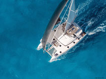 You sail with a yacht charter or cabin charter through the Mergui Archipelago.