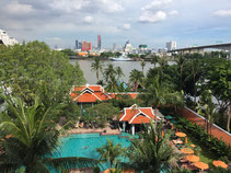 Top hotels for luxurious holidays in Bangkok.