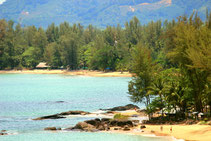 Experience fantastic beach holidays in Khao Lak.
