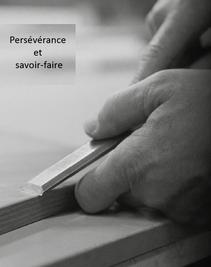Persévérance et savoir-faire