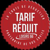 Golf paradise Argelès partenaire  Loisirs66 carte de réduction Perpignan - Loisirs 66 - loisirs66.fr