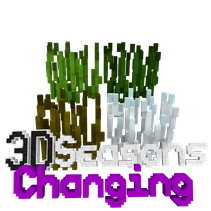 3D Seasons Logo