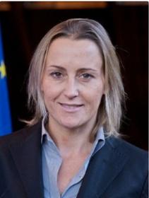 COE Parliamentarian Deborah Bergamini (Italy - EPP/CD)