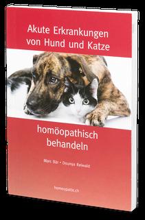 Akute Erkrankungen von Hund und Katze homöopathisch behandeln