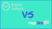 krypto gamers magic dice