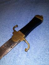 Bordsäbel Entermesser für Besatzung der französischen Handelsmarine um 1810. SEHR SELTEN