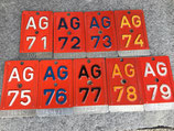 Kanton AG - 70er Jahre