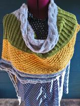 Gebreide Arweyn sjaal