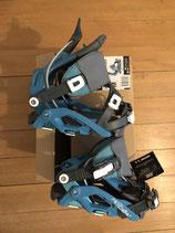 Snowboardbindung Flow Juno Hybrid, Grösse M