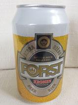 Forst Bier 0,33 lt. Dose