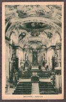 76646   (W-7520)    Bruchsal   -Hofkirche-   (PK-00297)