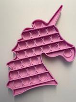 Pop It Einhorn, pink