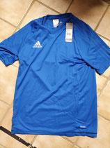Adidas Tiro 17 Trainingsshirt Kurzarm Gr.176 - BP8562