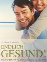 """Buch """"Endlich Gesund"""" mit BioMagneten"""