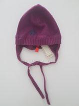 Bonnet tricot violet bébé Mexx
