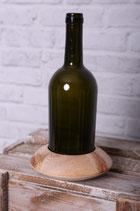 Weinlicht mit Zirbensockel #1005