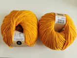 Cotton Merino 170 m - sonnengelb / fb  10